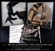 "RRUK019 | ARS A.V.I. & INHIBITION - ""Don't Steal My Soul, Lady"" (COLLABORATION) | CD | Ltd Edition"