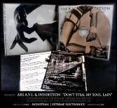 "RRUK019 | ARS A.V.I. & INHIBITION - ""Don't Steal My Soul, Lady"" (COLLABORATION) 