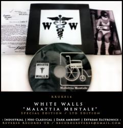 RRUK014 | WHITE WALLS -