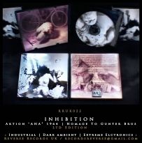 "RRUK023 | INHIBITION - ""Les Jeux de la poupée (The Games of the Doll)"" Homage To Hans Bellmer 