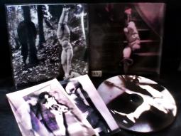 """RRUK023   INHIBITION - """"Les Jeux de la poupée (The Games of the Doll)"""" Homage To Hans Bellmer   CD   Ltd Edition"""