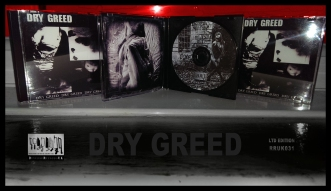RRUK031 | DRY GREED -