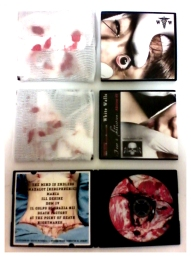 "RRUK002 | WHITE WALLS – ""Fear And Addiction"" Aktion #I"" |  Mini CD | Ltd Edition"